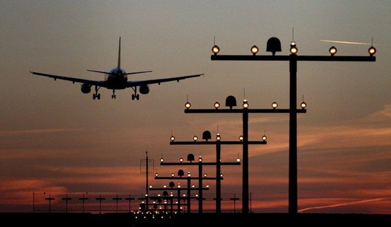 В Екатеринбурге экстренно сел самолет