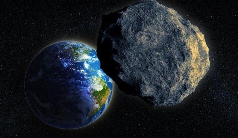 Ученые вычислили астероид который может угрожать Земле в 2068 году