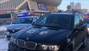 Челябинец на BMW устроил стрельбу на дороге