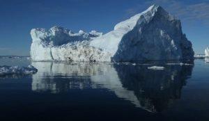 Ледники Гренландии стали таять в 4 раза быстрее