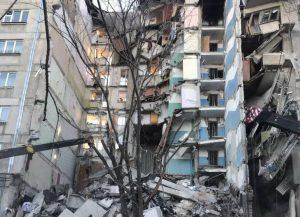 Здание пострадавшее от взрыва в Магнитогорске признали пригодным для жилья
