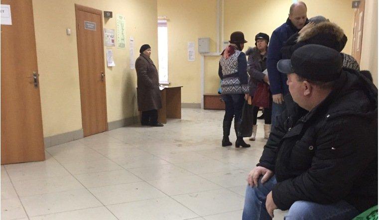 В Челябинске замерзают пациенты одной из поликиник