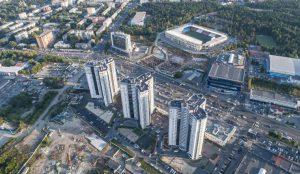 елябинск вошел в число городов с самыми высокими домами в новостройках