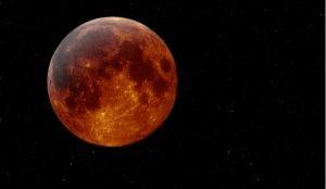 Жители Земли смогут наблюдать лунное затмение 21 января