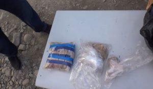 Житель Колымы добыл 1- кг золота и пытался его продать