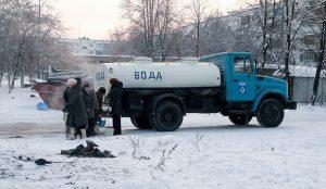 Коммунальная авария оставила без воды и отопления поселок ЧВВАКУШ