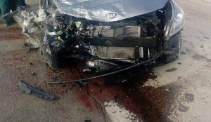 В ДТП на Южном Урале женщине оторвало голову
