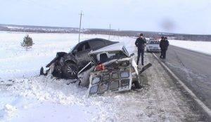 Двое автомобилистов пострадали в Аргаяшском районе