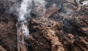 Причиной пожара в селе Калиновка мог стать неисправный электросчетчик