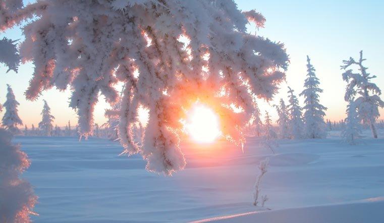Вот это «айс». Резкое похолодание пришло в Челябинскую область