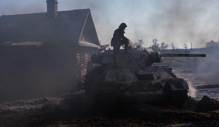 """""""Т-34"""" побил рекорд по сборам в кинотеатрах"""
