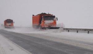 В Челябинской области на дорогах действует режим повышенной готовности