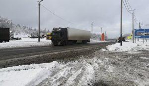 На трассе в Челябинской области спасли человека