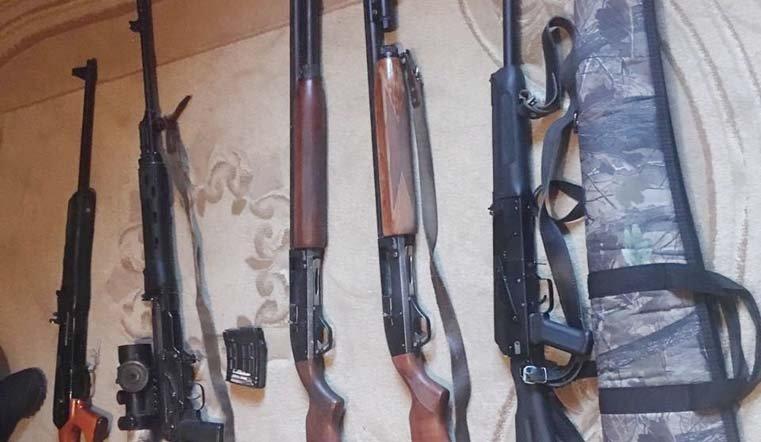 Бесславная охота. У южноуральских браконьеров отобрали оружие и мясо