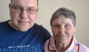 Бабушка, выйдя на пробежку. случайно убежала в Казахстан