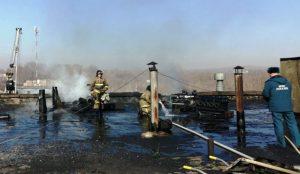 От взрыва газа в Магнитогорске пострадали трое рабочих