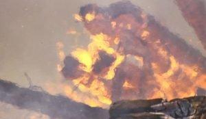 В Златоусте из-за неисправного газового оборудования сгорел дом