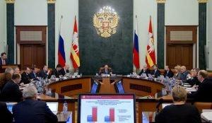 Отставка правительства Челябинской области