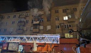 В Челябинске загорелась квартира из-за самогонного аппарата
