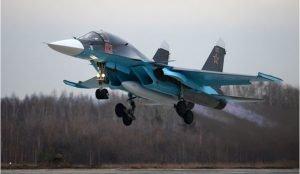 Под Челябинском создадут вторую эскадрилью СУ-34