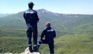 Жительница Челябинска заблудилась в горах Крыма