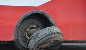Ребенок пострадал при ДТП в челябинском троллейбусе