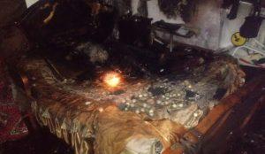 10-летний магнитогорец постралад при пожаре в Челябинске