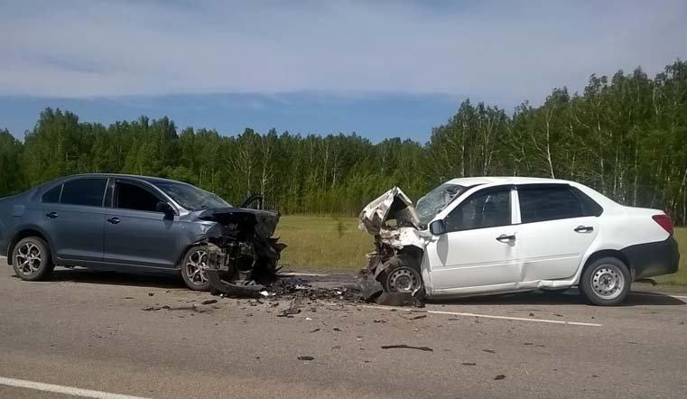 Смертельное нарушение. В лобовом ДТП на Южном Урале погибли трое