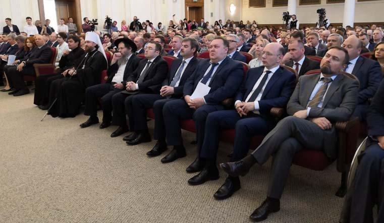 На что потратим? В Челябинске прошли публичные слушания по распределению бюджета области