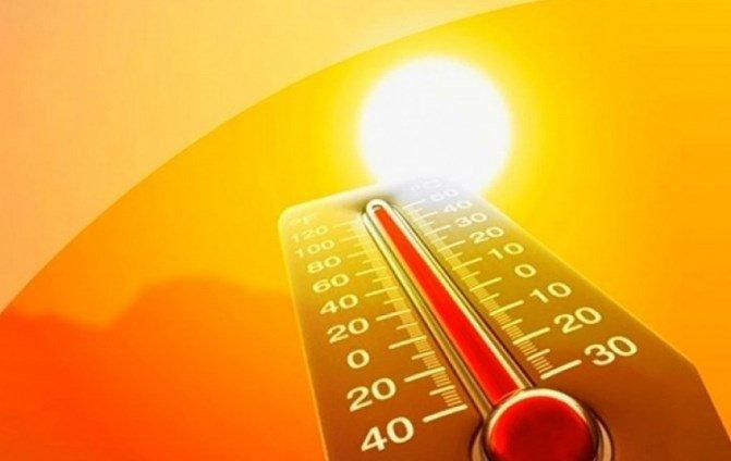 Южноуральцев ждет +30 и высокое атмосферное давление