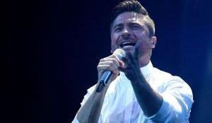 Сергей Лазарев выступил на Евровидении во второй раз