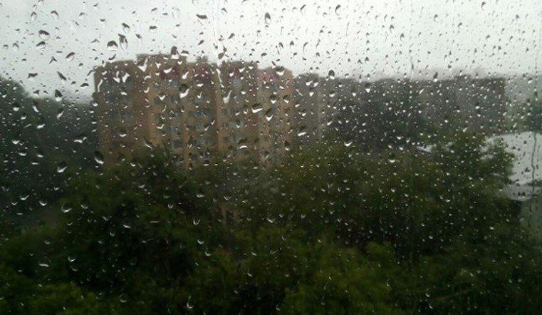 Снег и дождь на Южном Урале