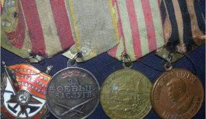 Южноуралец торговал боевыми орденами