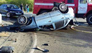 Авария стремя погибшими в Челябинской области