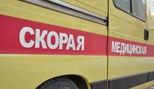 Школьница госпитализирована в ражой живота в Челябинской области