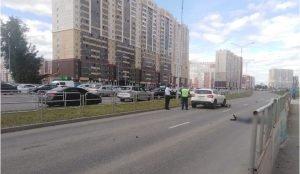 В Челябинске насмерть сбили пешехода