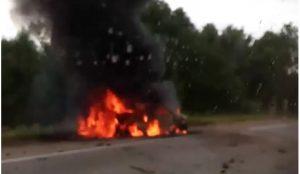 Смертельная авария в Сосновском районе унесла жизнь водителя