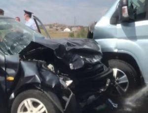 Четверо детей пострадали в ДТП в Магнитогорске