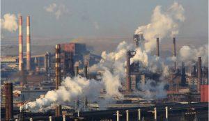 В первом чтении принят законопроект о квотировании выбросов