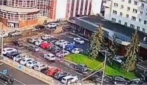 В Челябинске пытались похитить бизнесменов