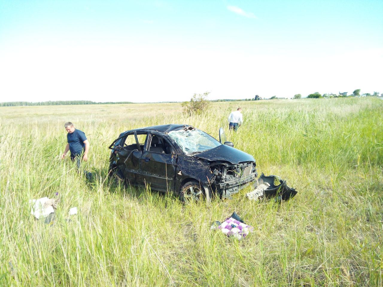 семья погибла в аварии в Челябинской области