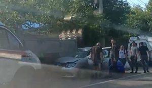 Смертельная авария на улице Артиллерийской в Челябинске