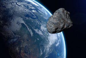 Высотой с небоскребы. К Земле летят четыре гигантских астероида