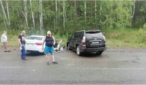 Андрей Косилов устроил аварию с тремя пострадавшими