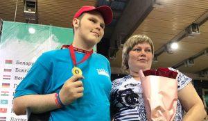 Подросток из Копейска без ноги завоевал золотую медаль на Всемирных играх