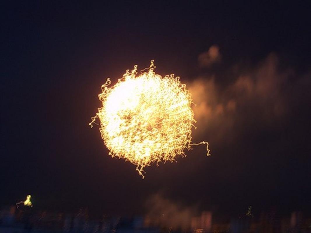 перевал дятлова огненный шар