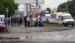 Труп мужчины обнаружили в центре Челябинска