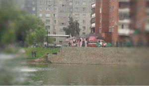 В челябинском пруду утонул подросток