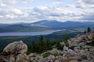 Самая высокая гора Челябинской области