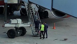 в Кольцово задержали самолеты из-за угрозы взрыва